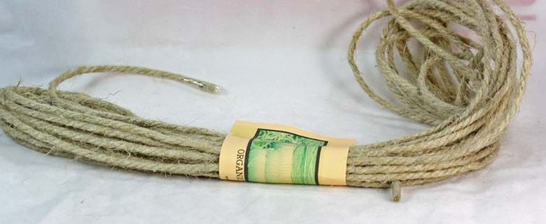 HEMP ROPE 4MM